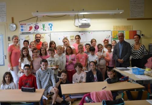 32 - Ecole de Montestruc sur Gers
