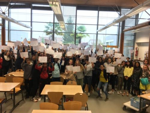 64 - Collège Bois d'Amour de Billère